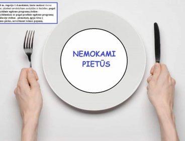 NEMOKAMI PIETŪS